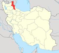 Provinz Ardabil