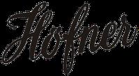 Музыкальная фабрика Хофнер Германия Лого