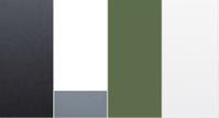 Gestellfarben des MOTU Schreibtisches