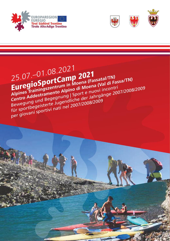 WASV - Euregio Sport Camp 2021