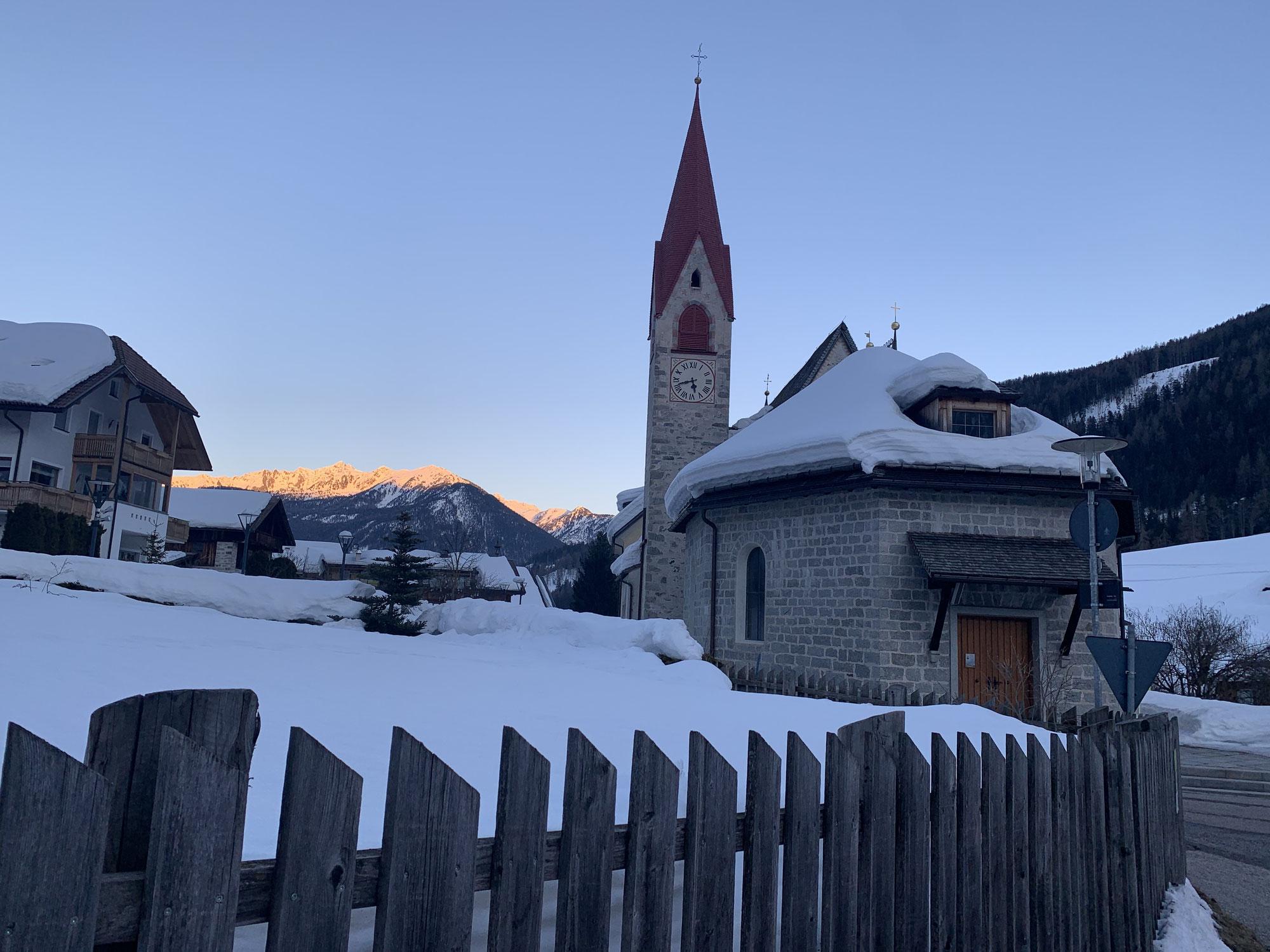Pfarrei Weißenbach - Kirchenheizung