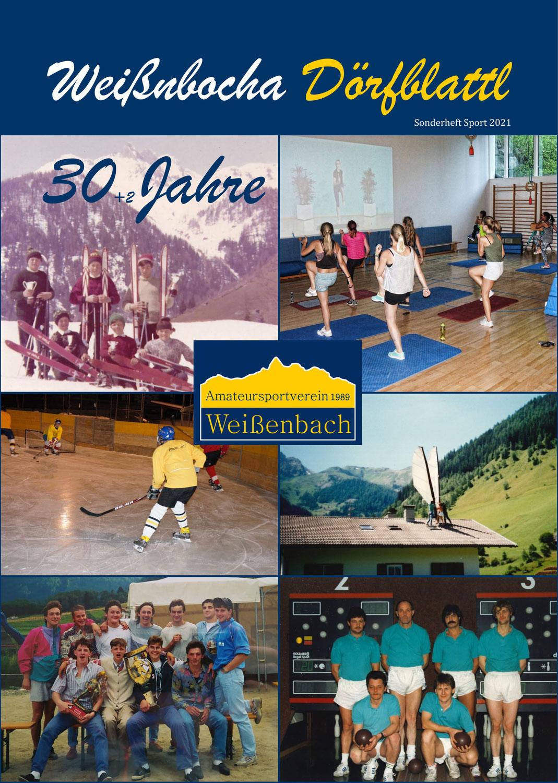 30 Jahre Sportverein