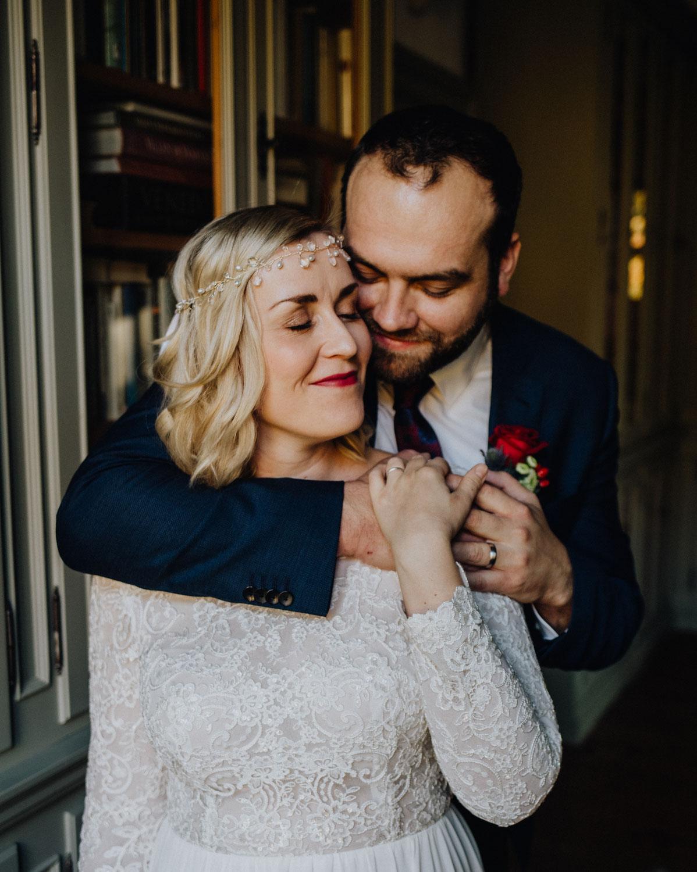 Anna & Martin - standesamtliche Hochzeit auf Schloss Hofsteten