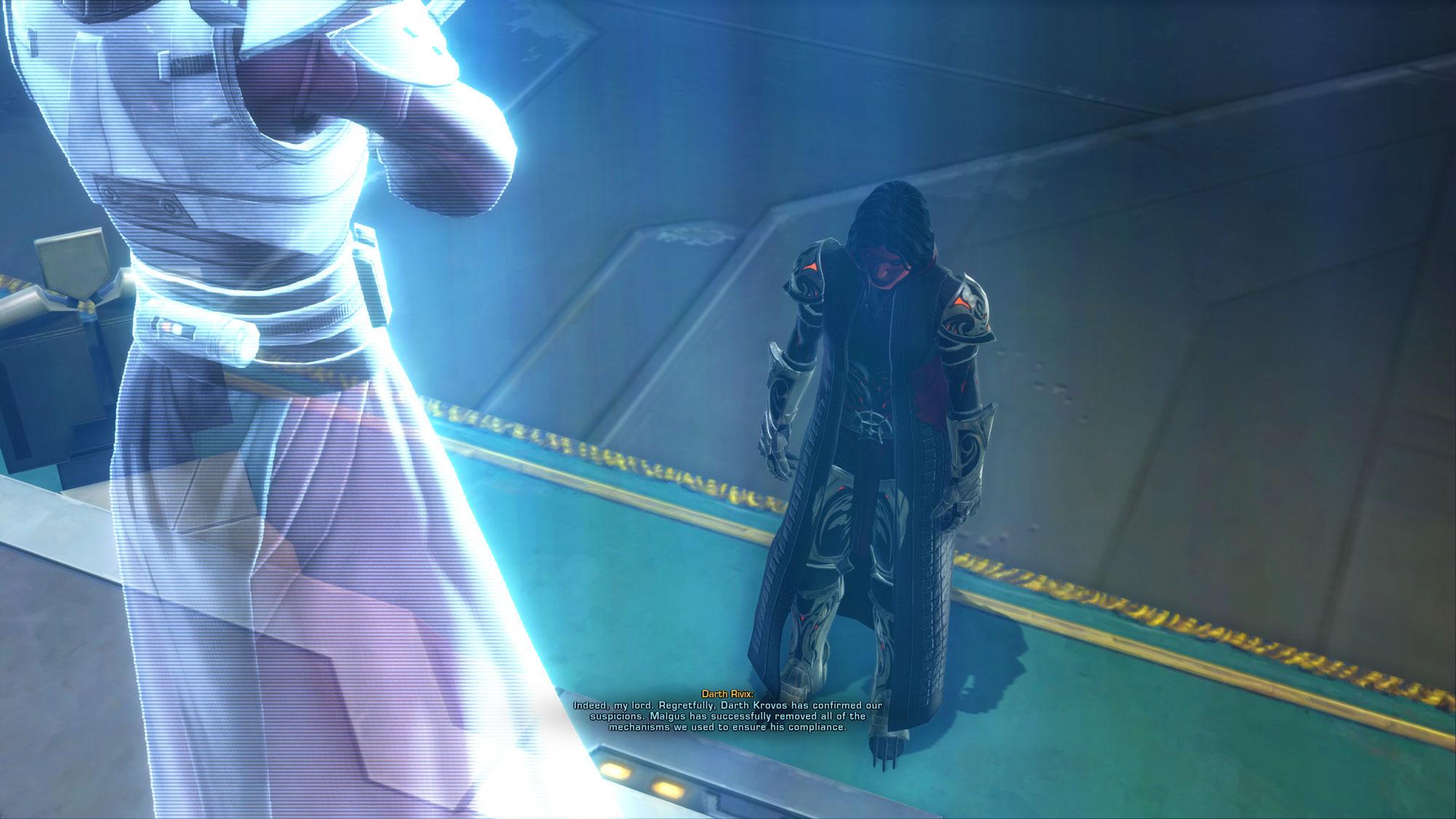 Die wahre Hand des Imperiums: Darth Rivix