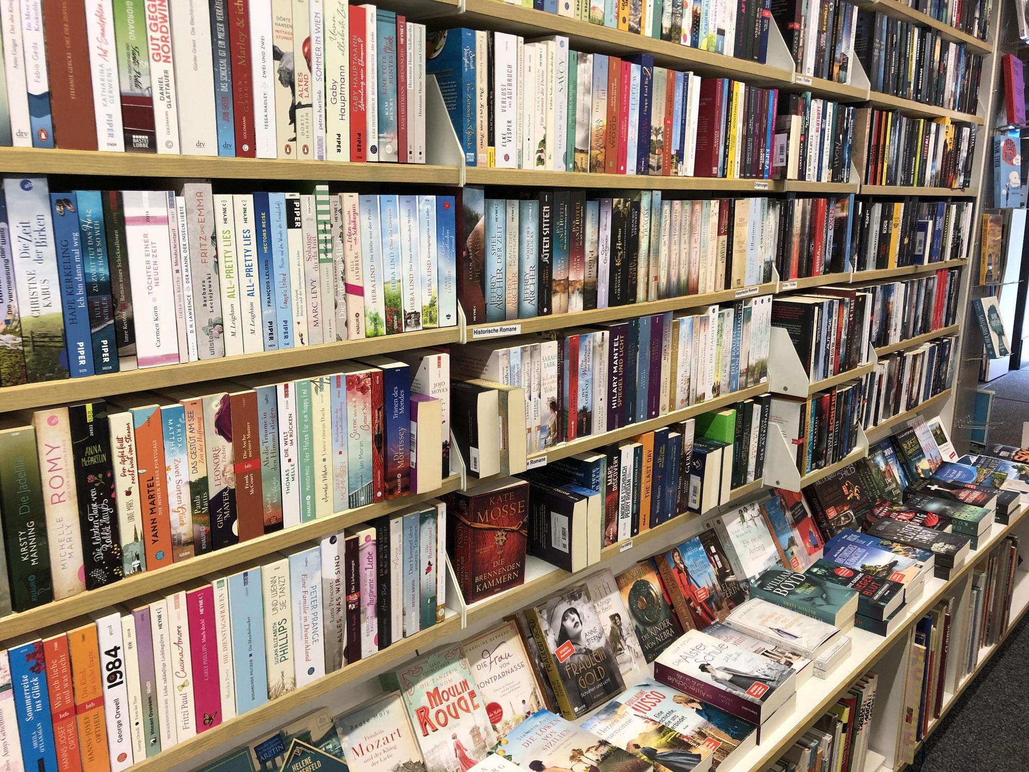 «Heute bestellen, Morgen abholen - und erst noch günstiger als online! Persönlich, freundlich, günstig - Buchhandlung und Papeterie Jenny Banholzer»
