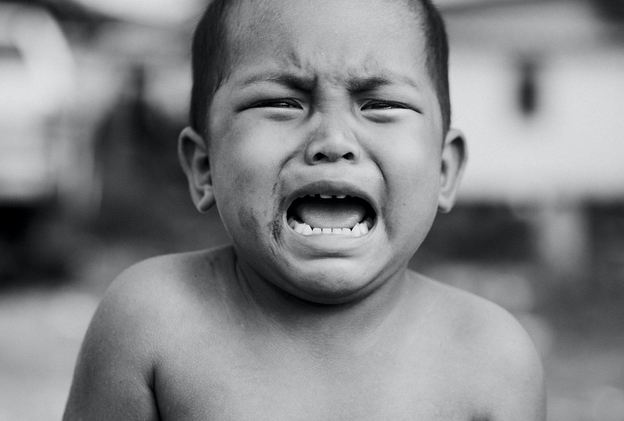Les colères de mon enfant