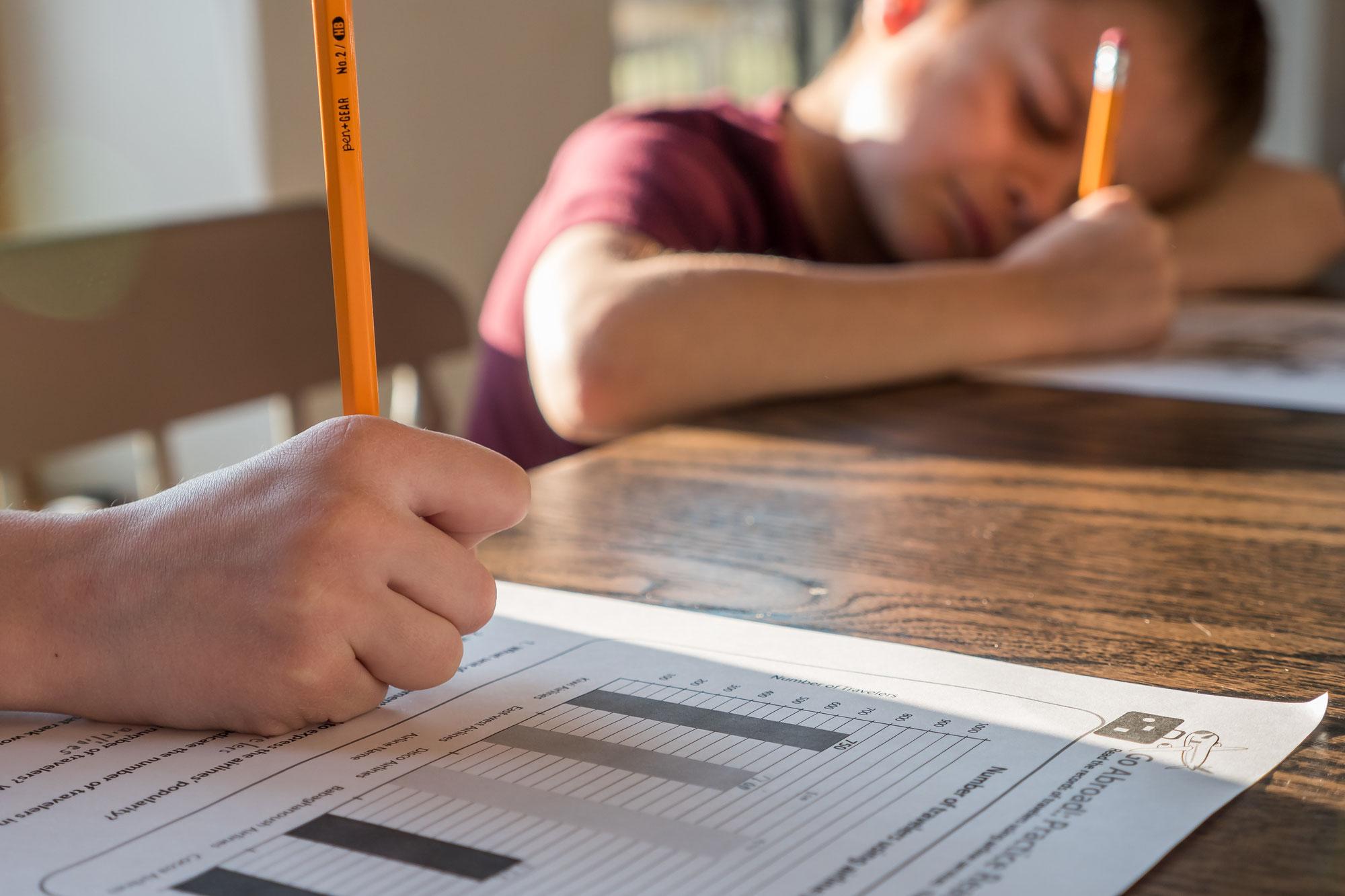 Quand scolarité rime avec difficulté