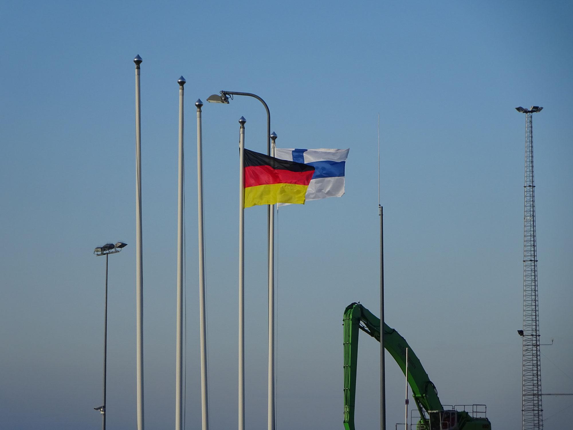 Einmal rundum: Bucht von Riga