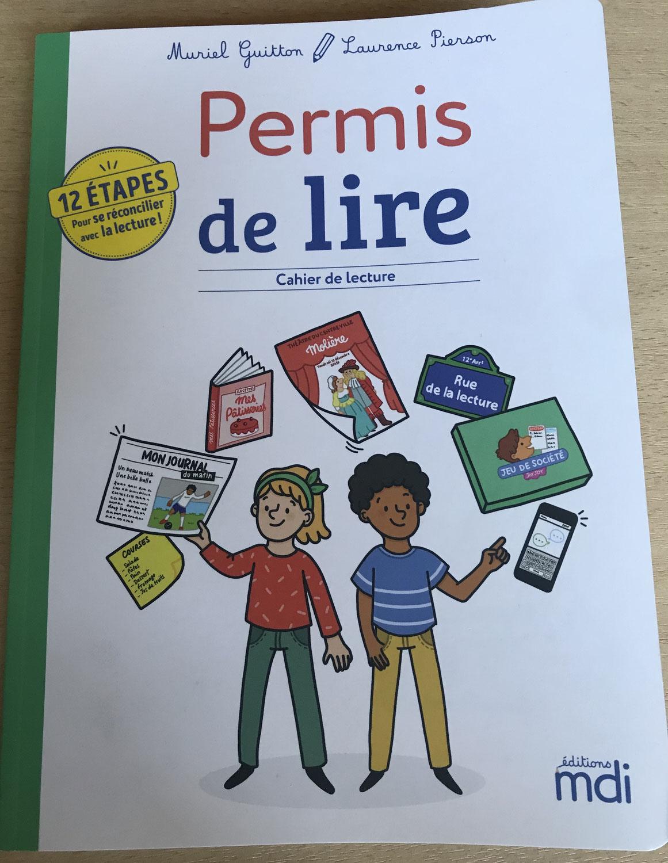 """Méthode de lecture """"Permis de lire"""""""