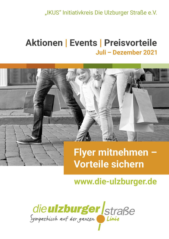 Aktionsprogramm 2. Halbjahr 2021