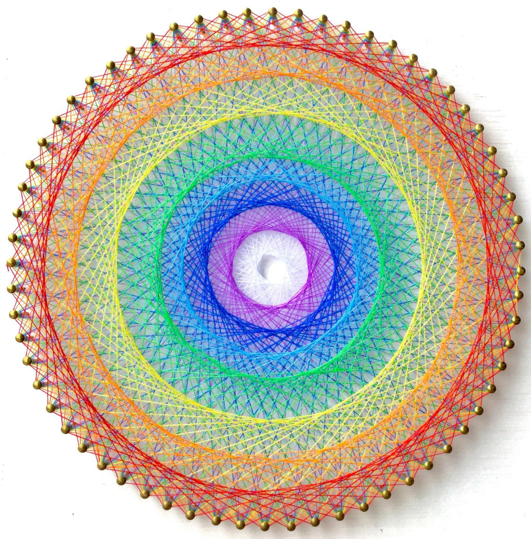 糸かけ曼荼羅のピン数の意味