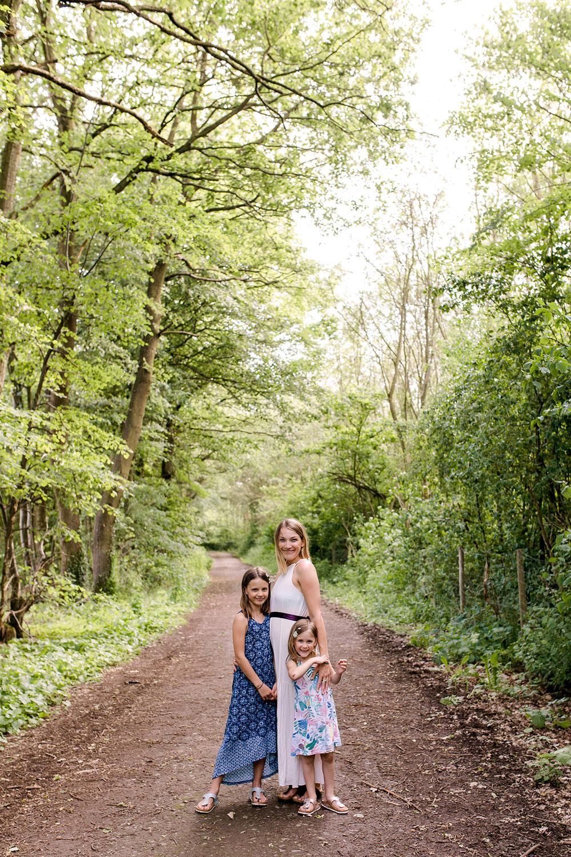 Familienfotografie - Mama und Kind