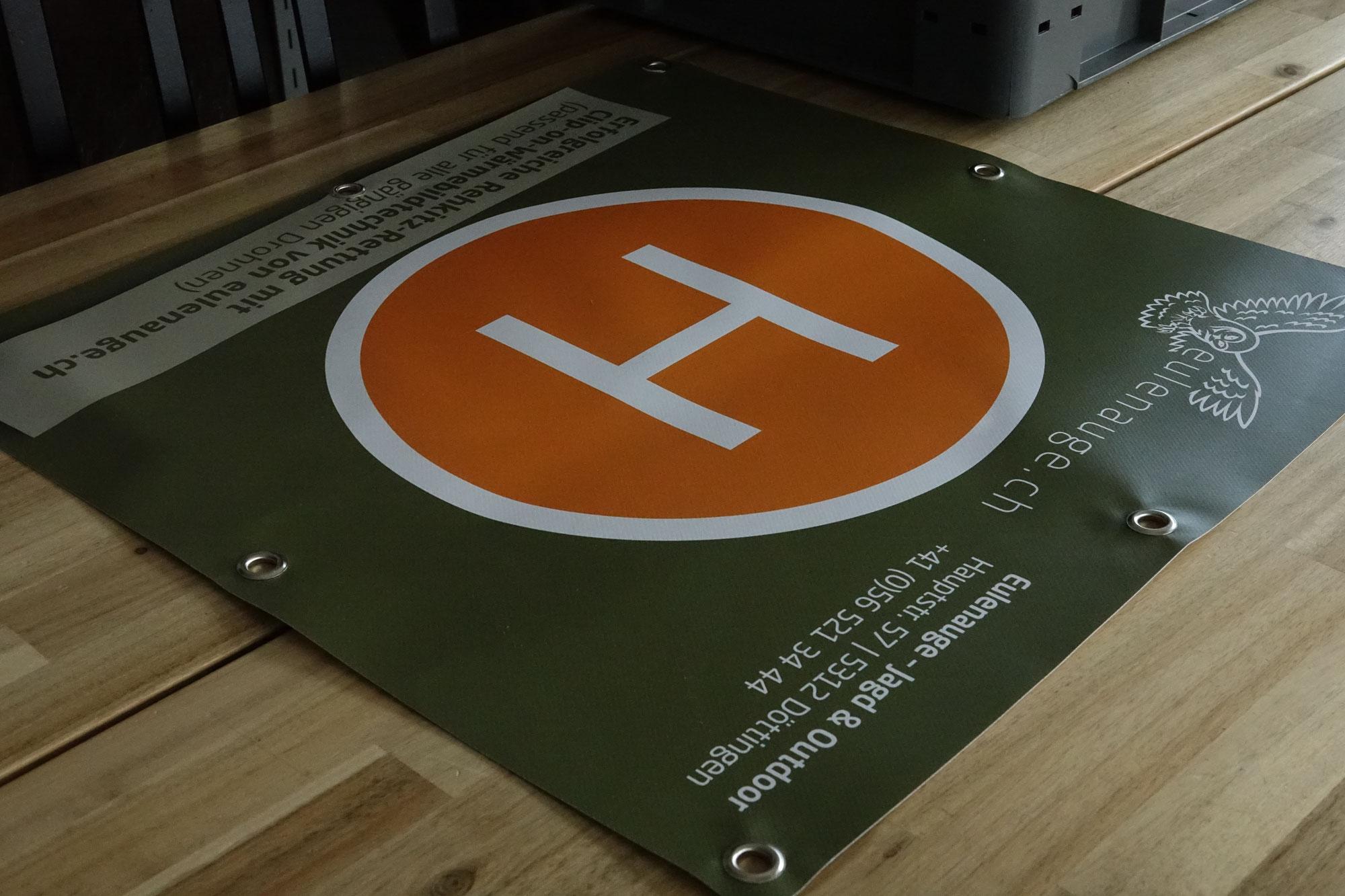Eulenauge Clip-On-Wärmebildtechnik