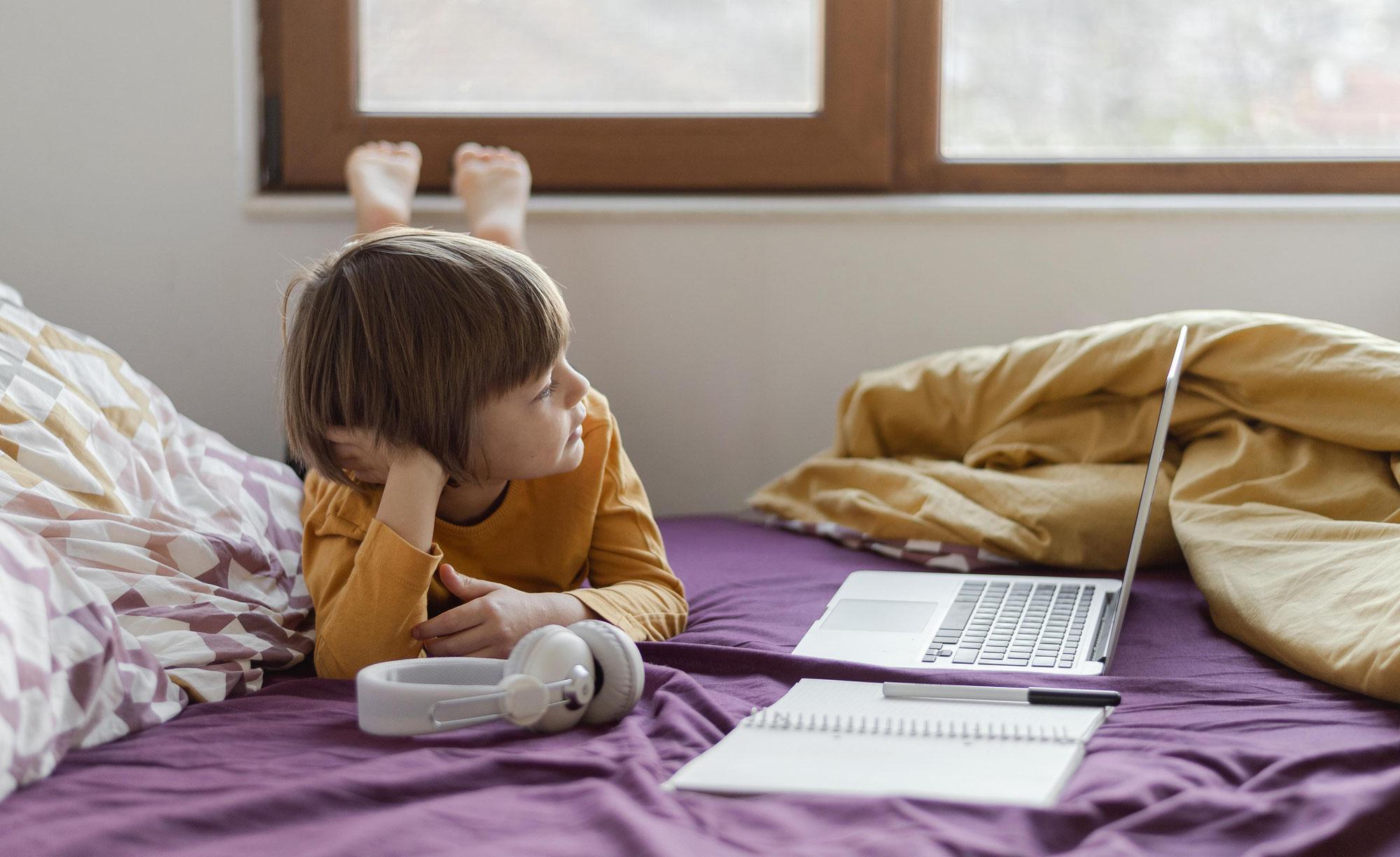 Vier Tipps für entspanntes Homeschooling