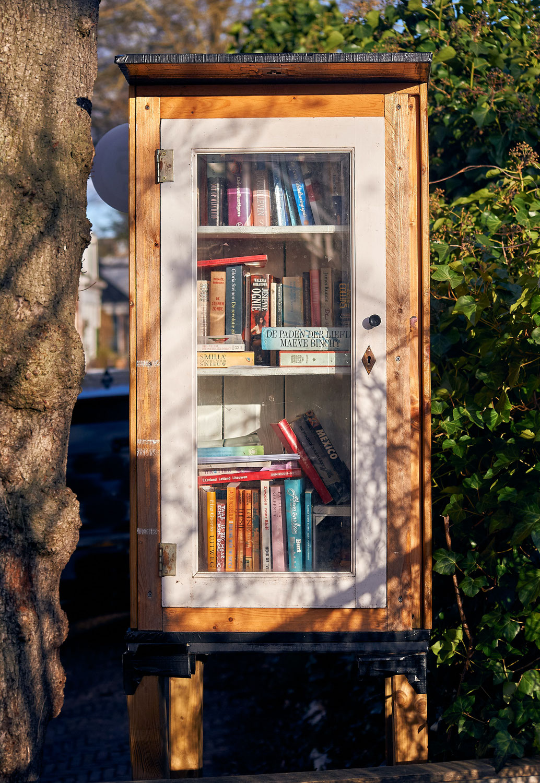 SPD – Initiative Bücherschränke in Oeding und Südlohn