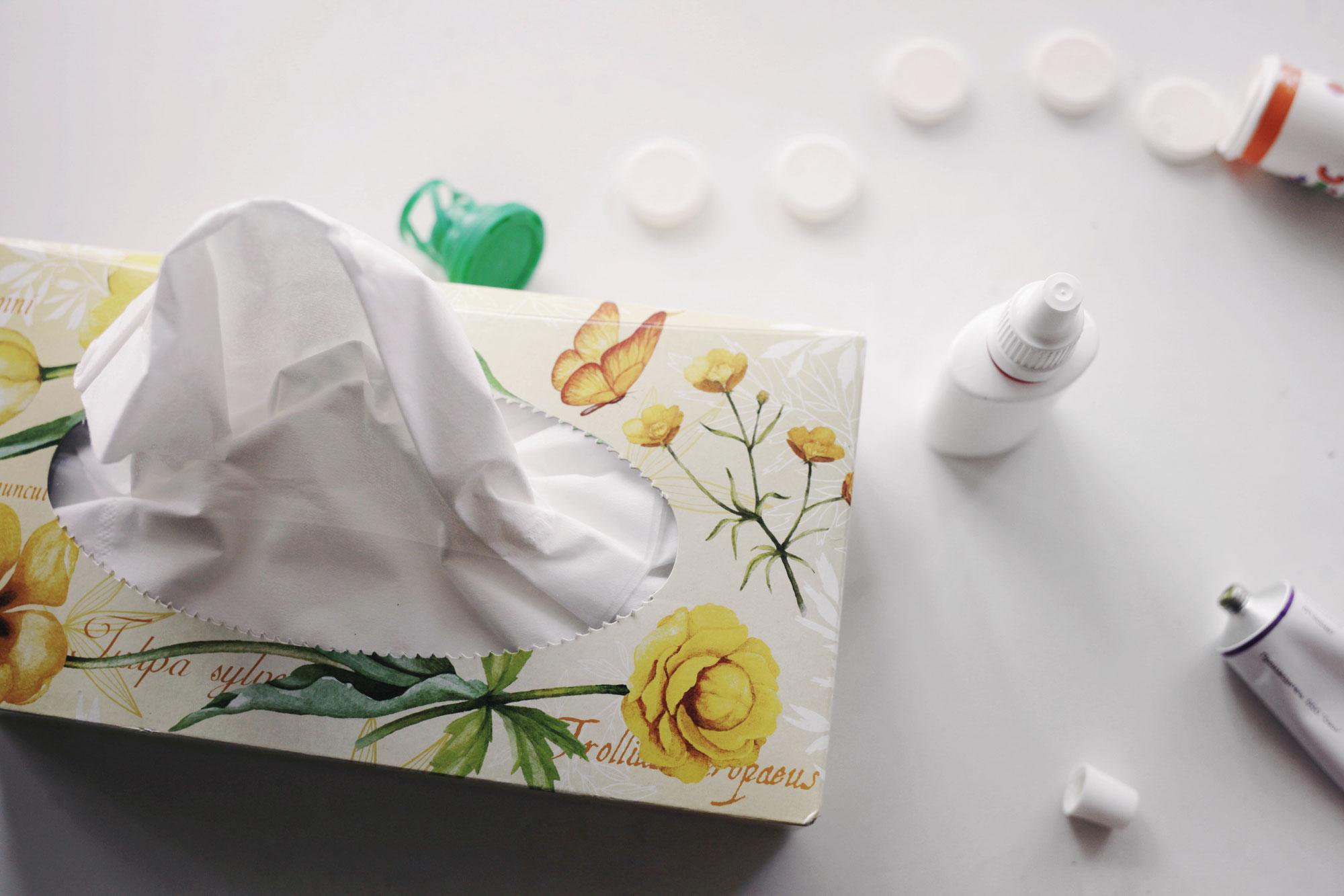 Leben mit Allergien