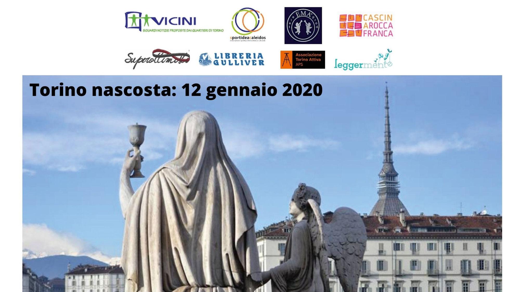 Torino nascosta: 12 gennaio 2020