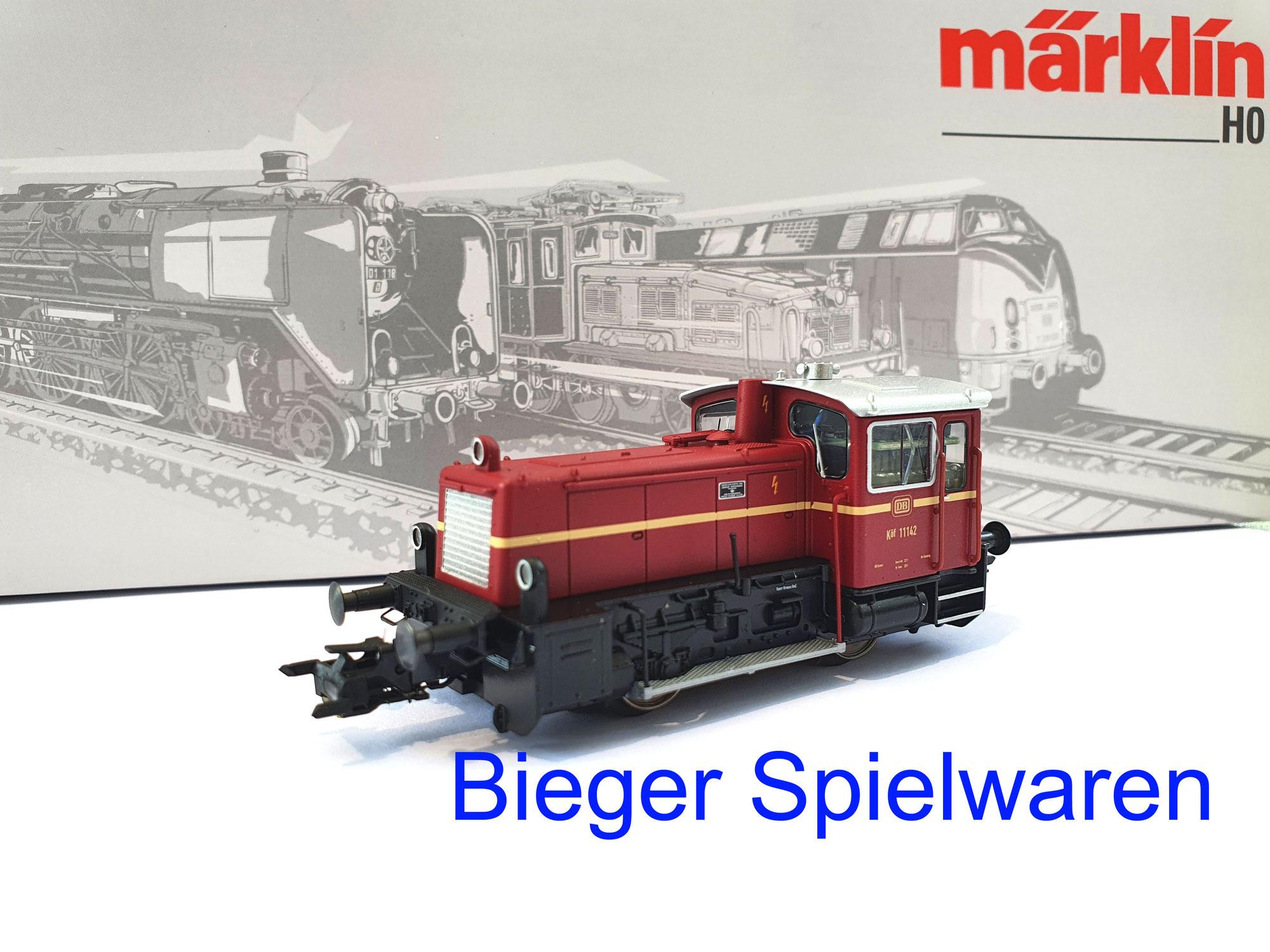 H0 Märklin 36345 Diesellok Köf III der Deutschen Bundesbahn