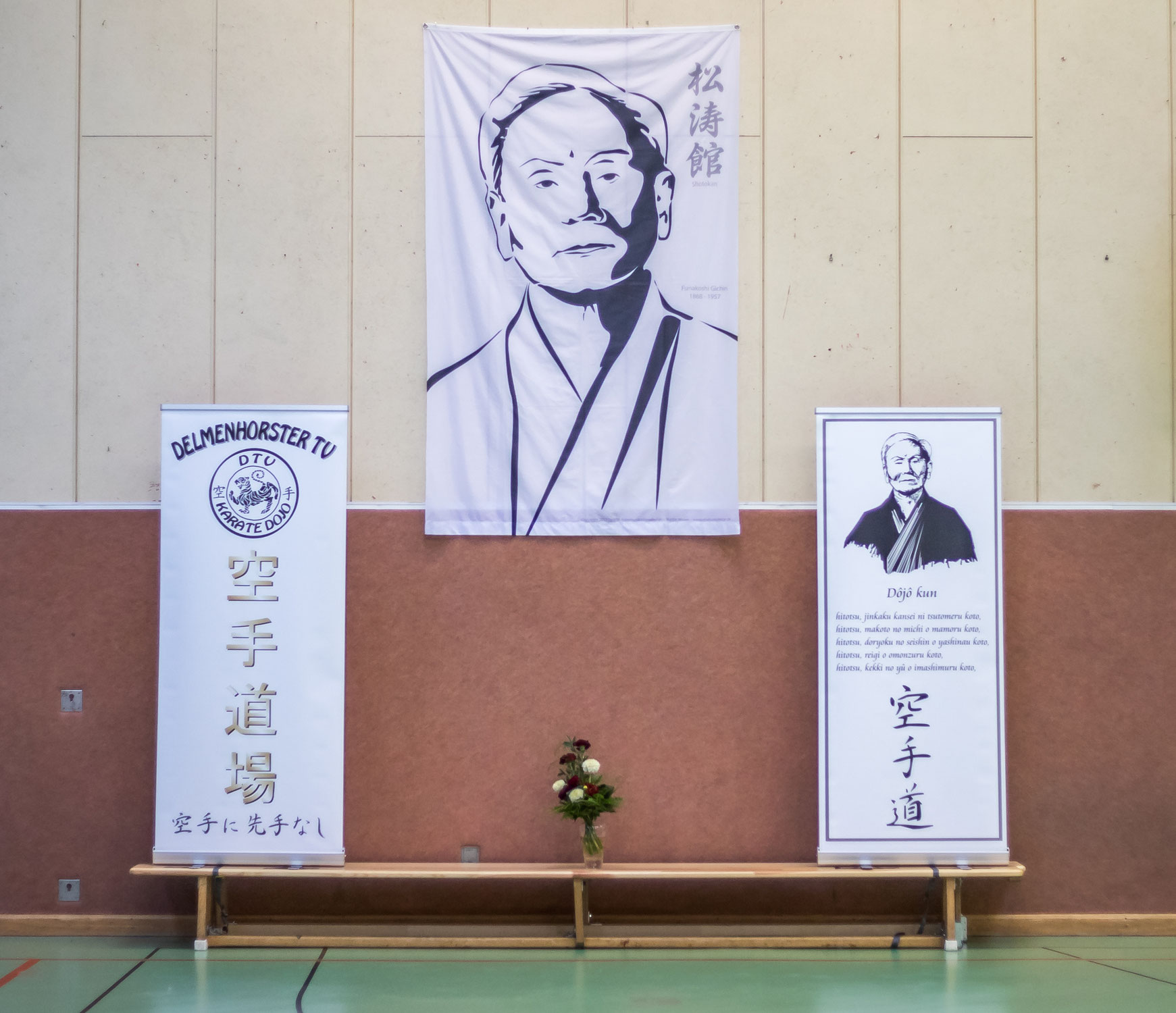 40jähriges Jubiläum der Karate-Abteilung im Delmenhorster Turnverein