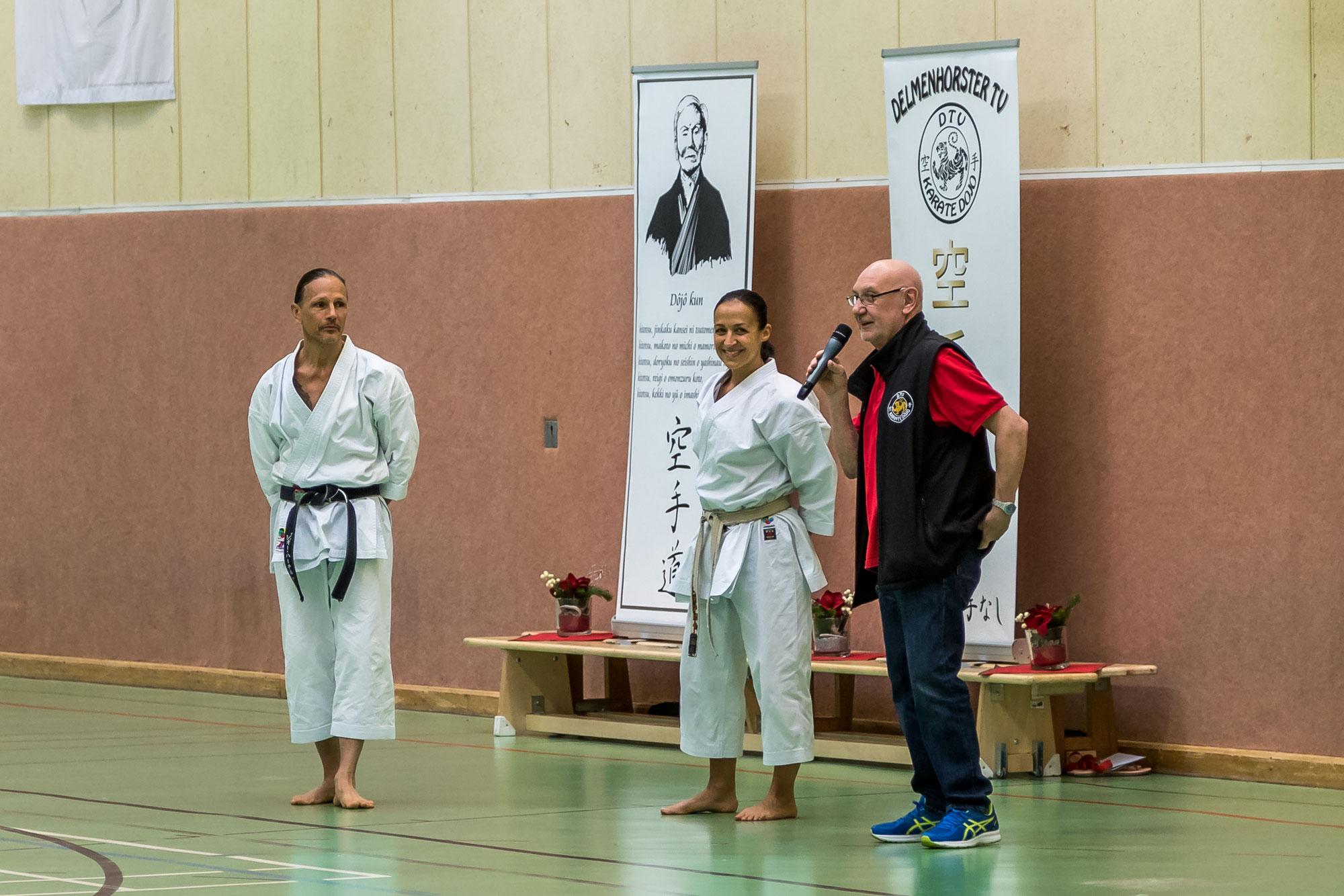 Ein Leben für Karate - Rolf Haferkorn