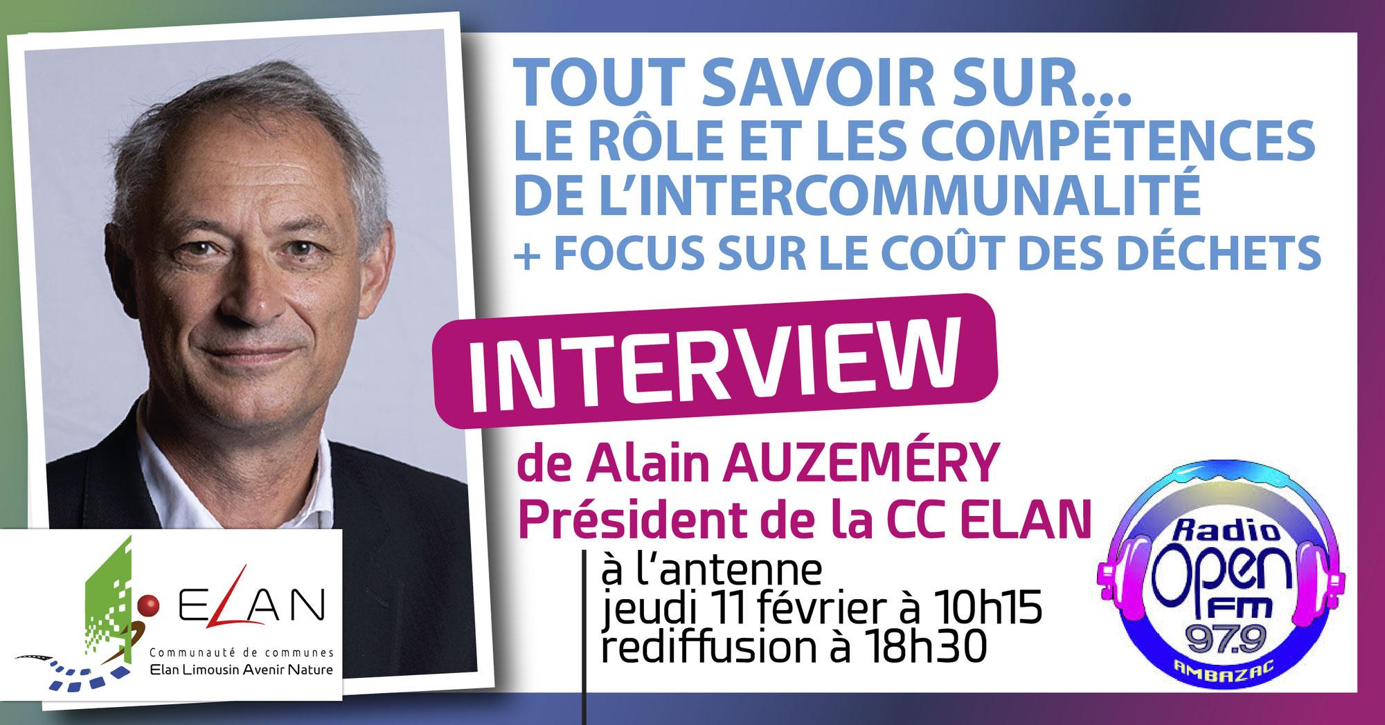 Interview Alain AUZEMERY