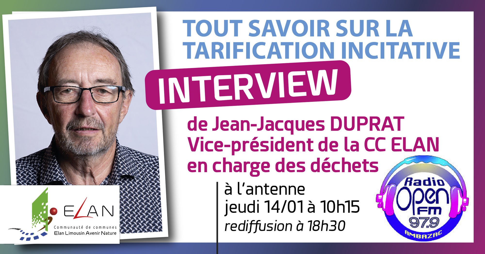 Interview Jean-Jacques DUPRAT
