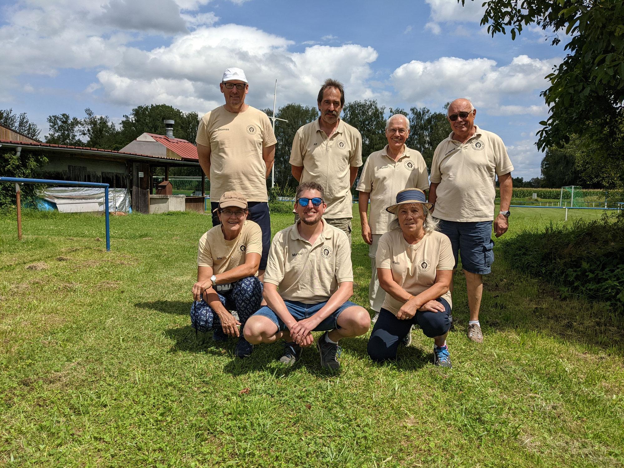 Ligapokal-Spiel: Rheinau 2 : Eggenstein 3, 31.7.21