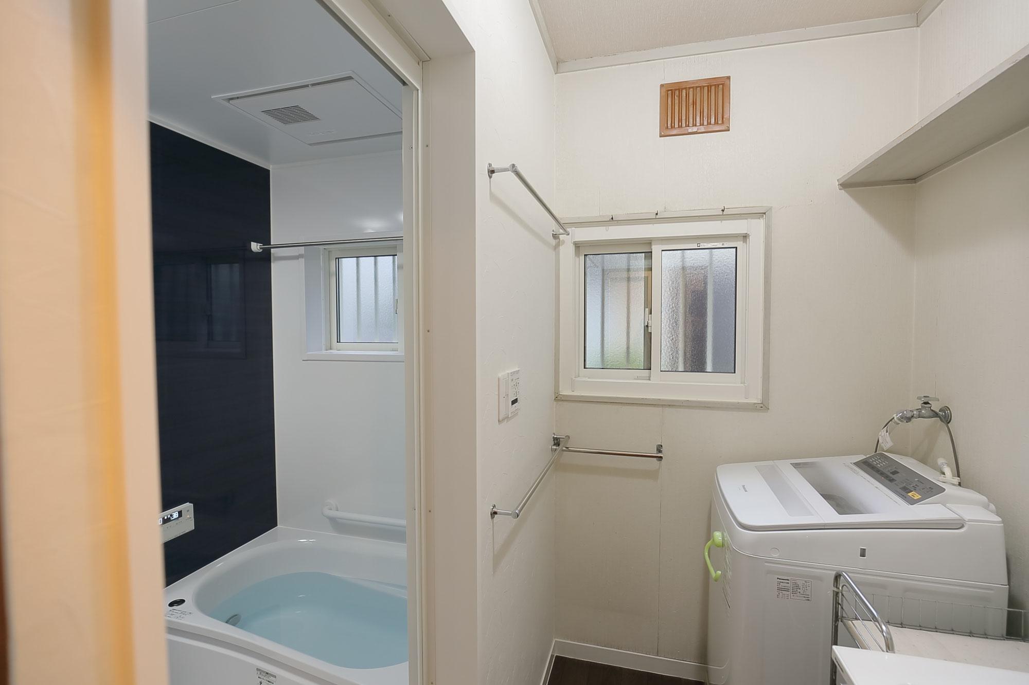 福岡市 浴室リフォーム・窓交換
