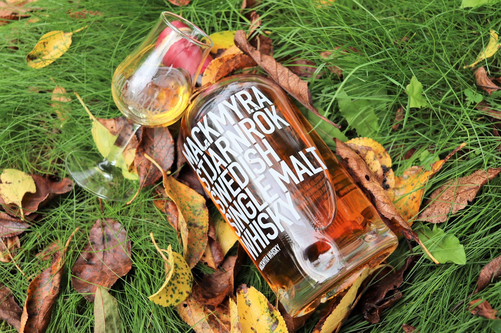 Whiskybesprechung #208: Mackmyra Stjärnrök