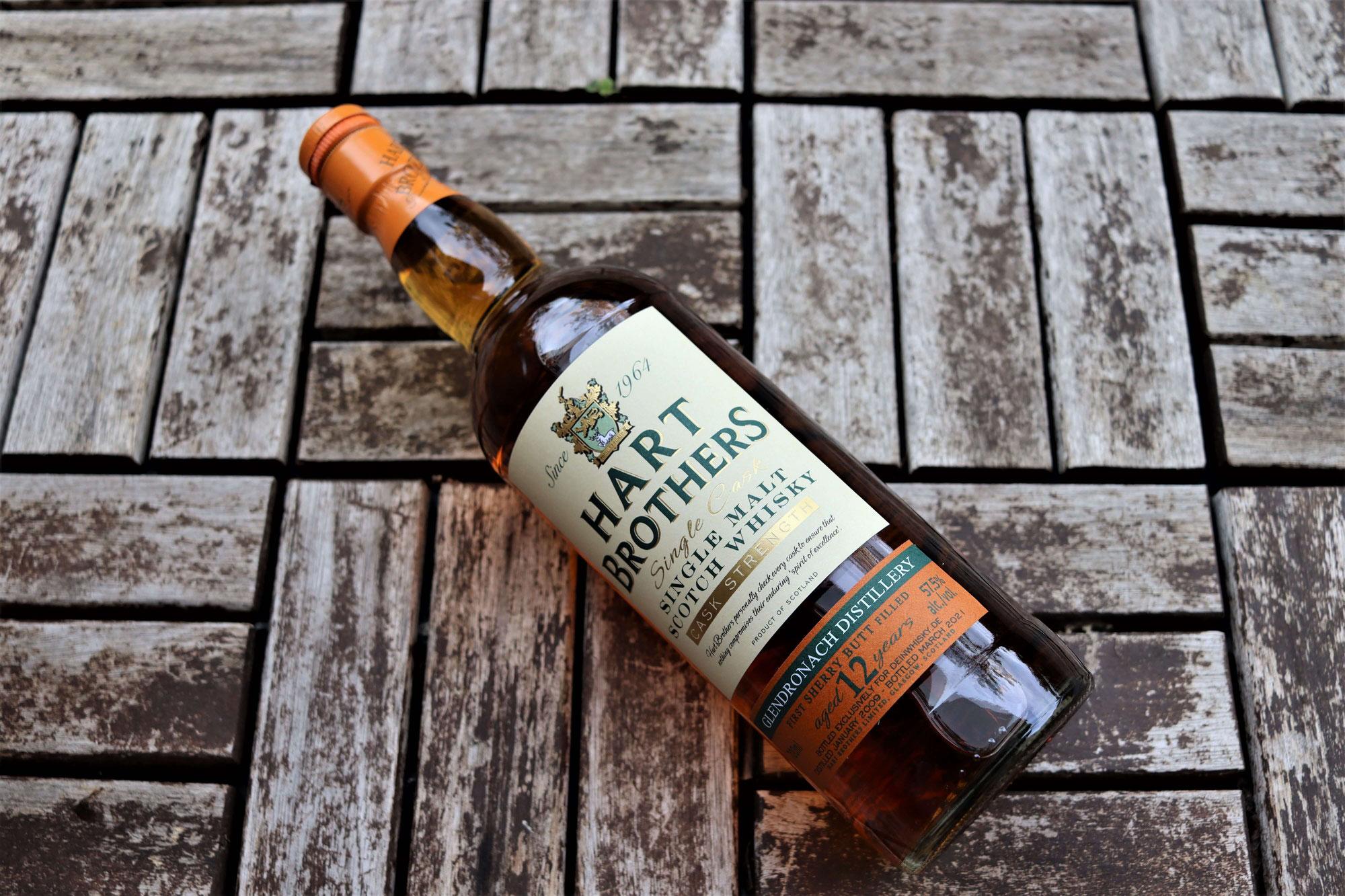 Whiskybesprechung #203: GlenDronach 12 Jahre - Hart Brothers für deinwhisky.de