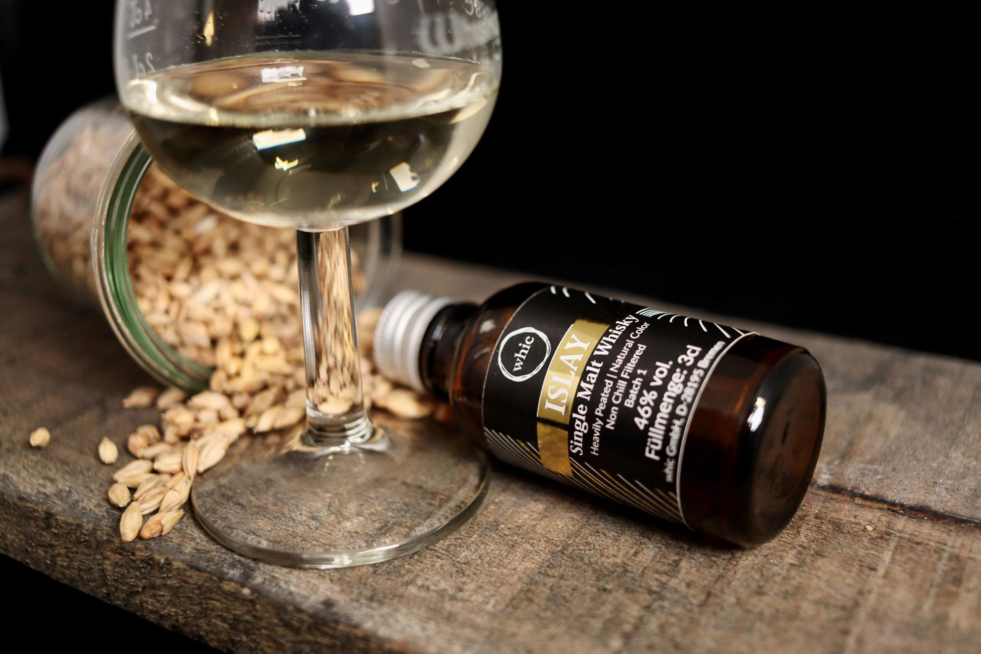 Whiskybesprechung #207: Islay Single Malt Whisky von whic.de