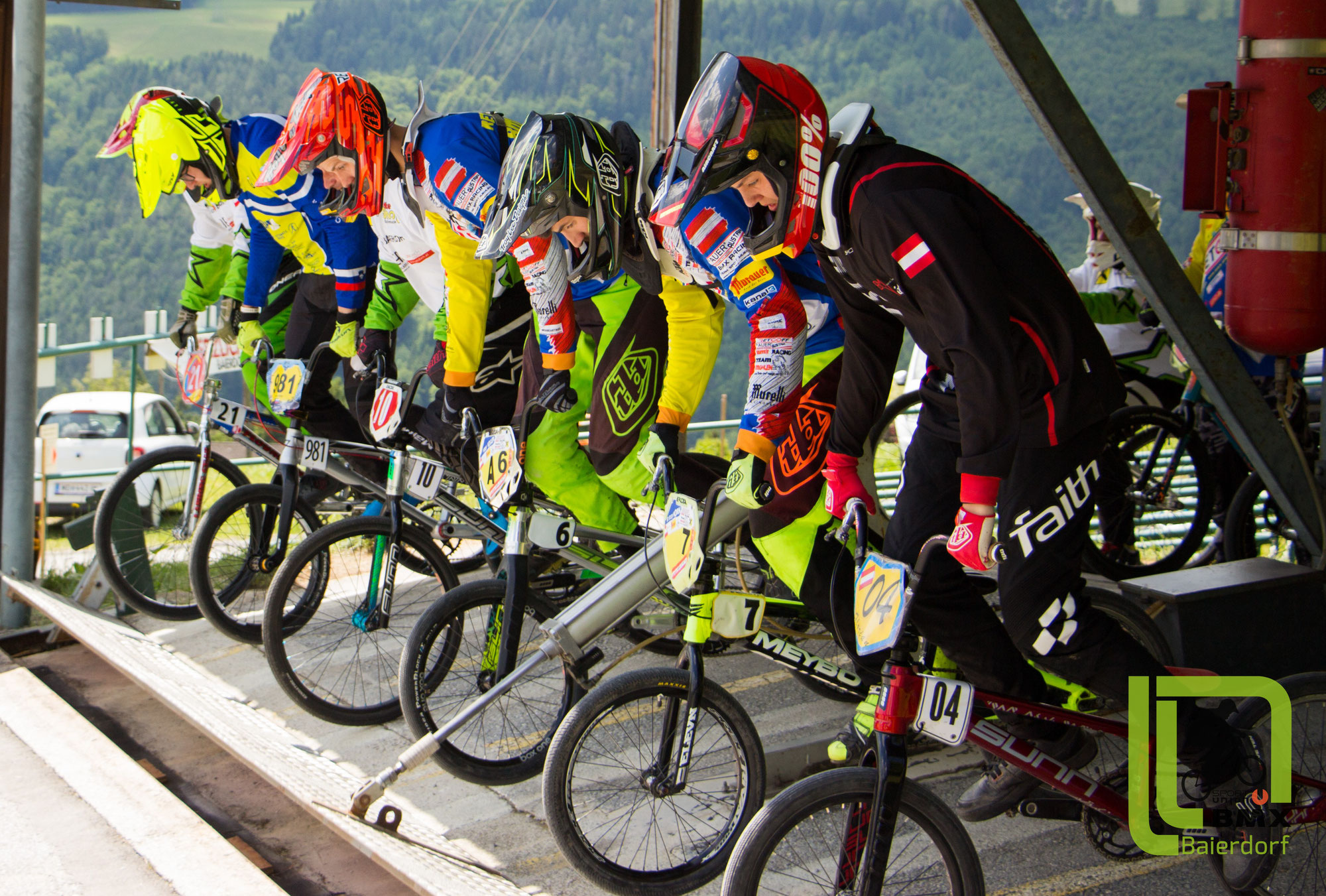 Ersatztermin BMX Rennen Baierdorf - 24 und 25 Juli