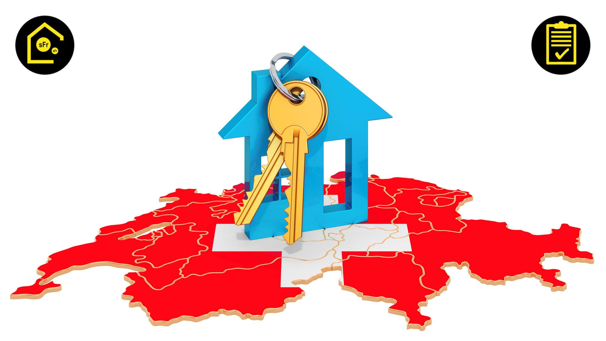 Schweizer Immobilienmarkt profitiert von der Pandemie