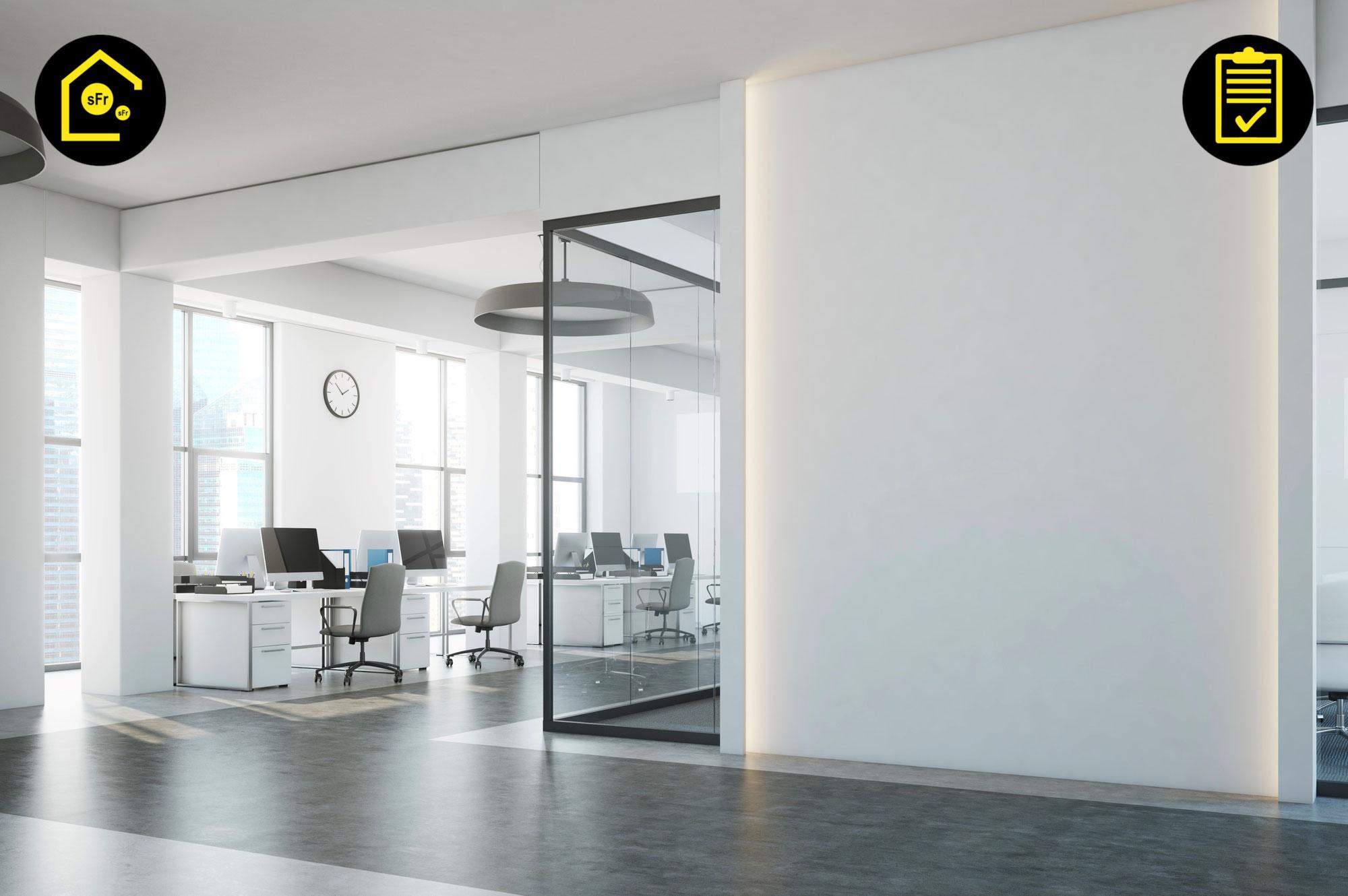 Wohin mit all den leeren Büros?
