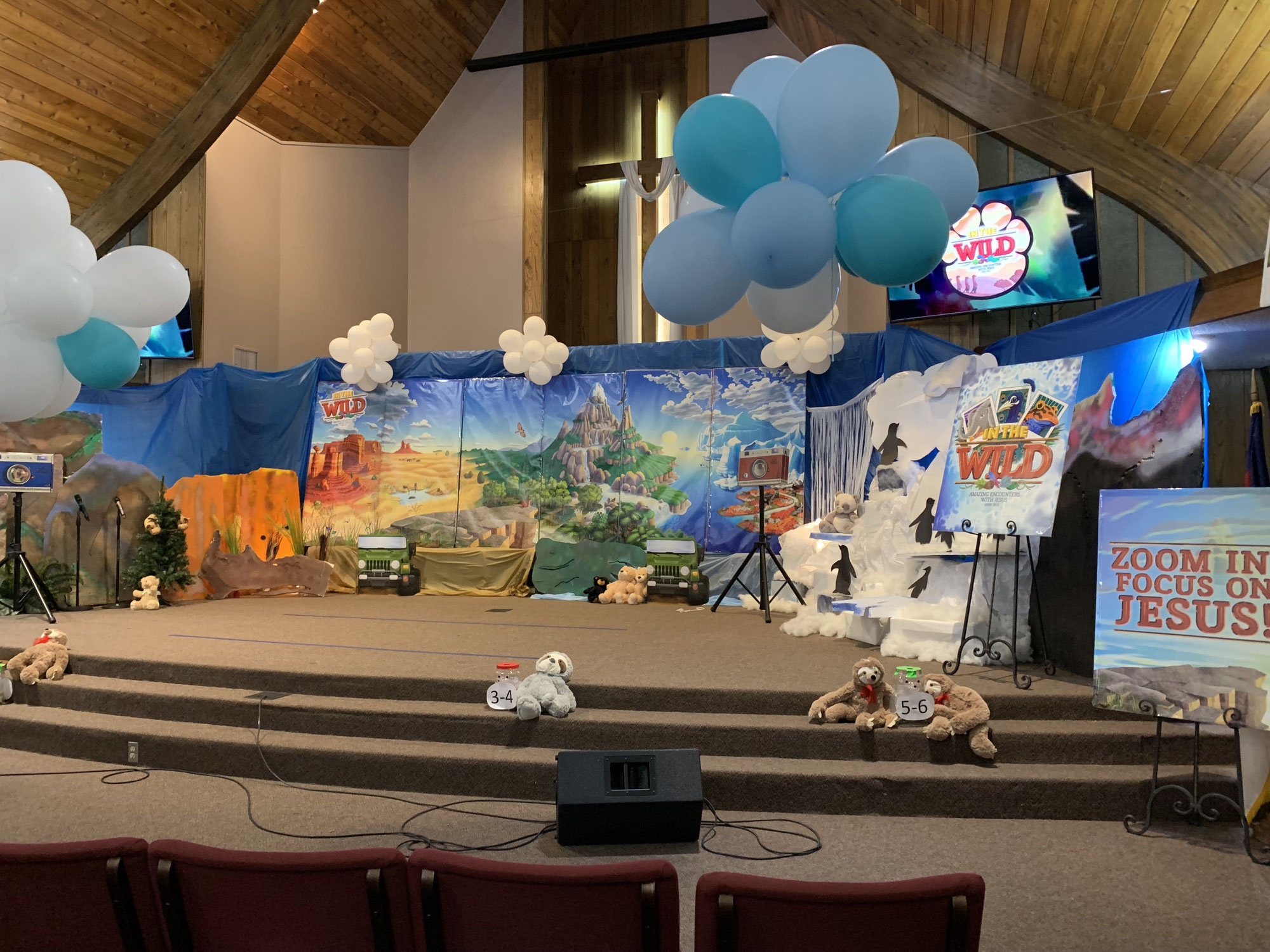 Blog - New Mexico Baptist Children's Home, Portales, New Mexico