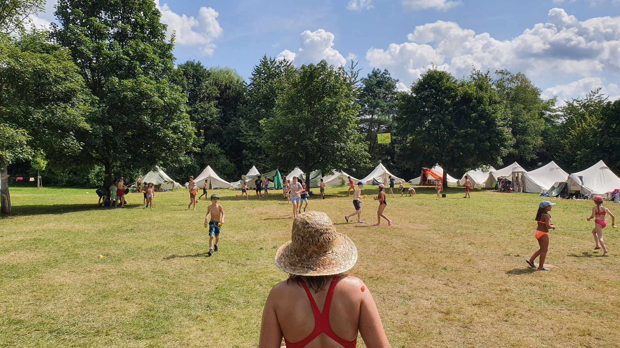 Tag 10 - Zeltlager 2021