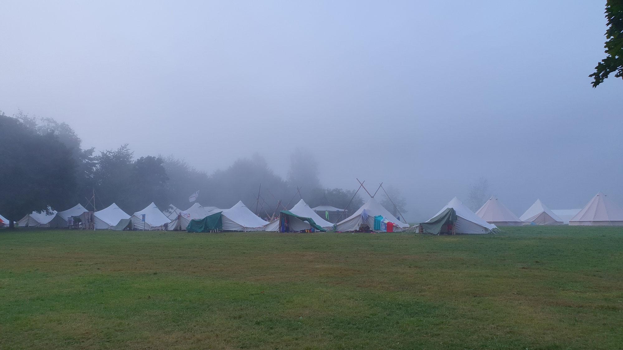Tag 8 - Zeltlager 2021