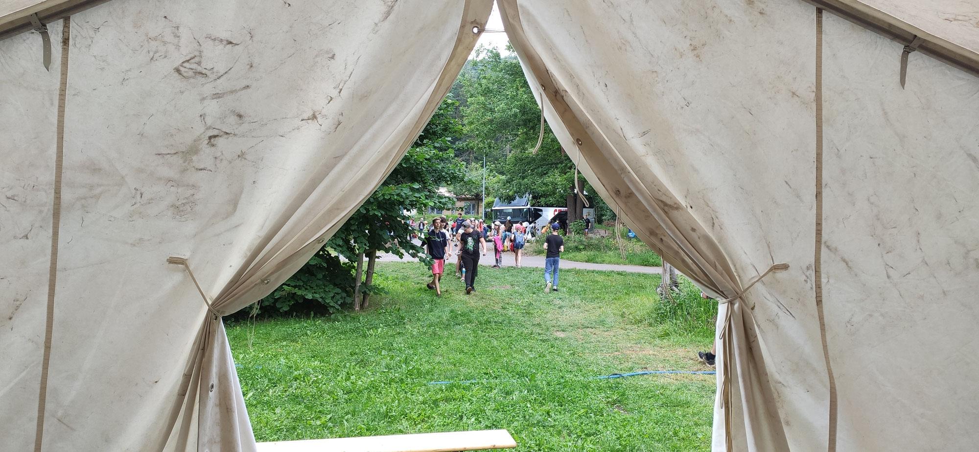 Tag 12 - Zeltlager 2021