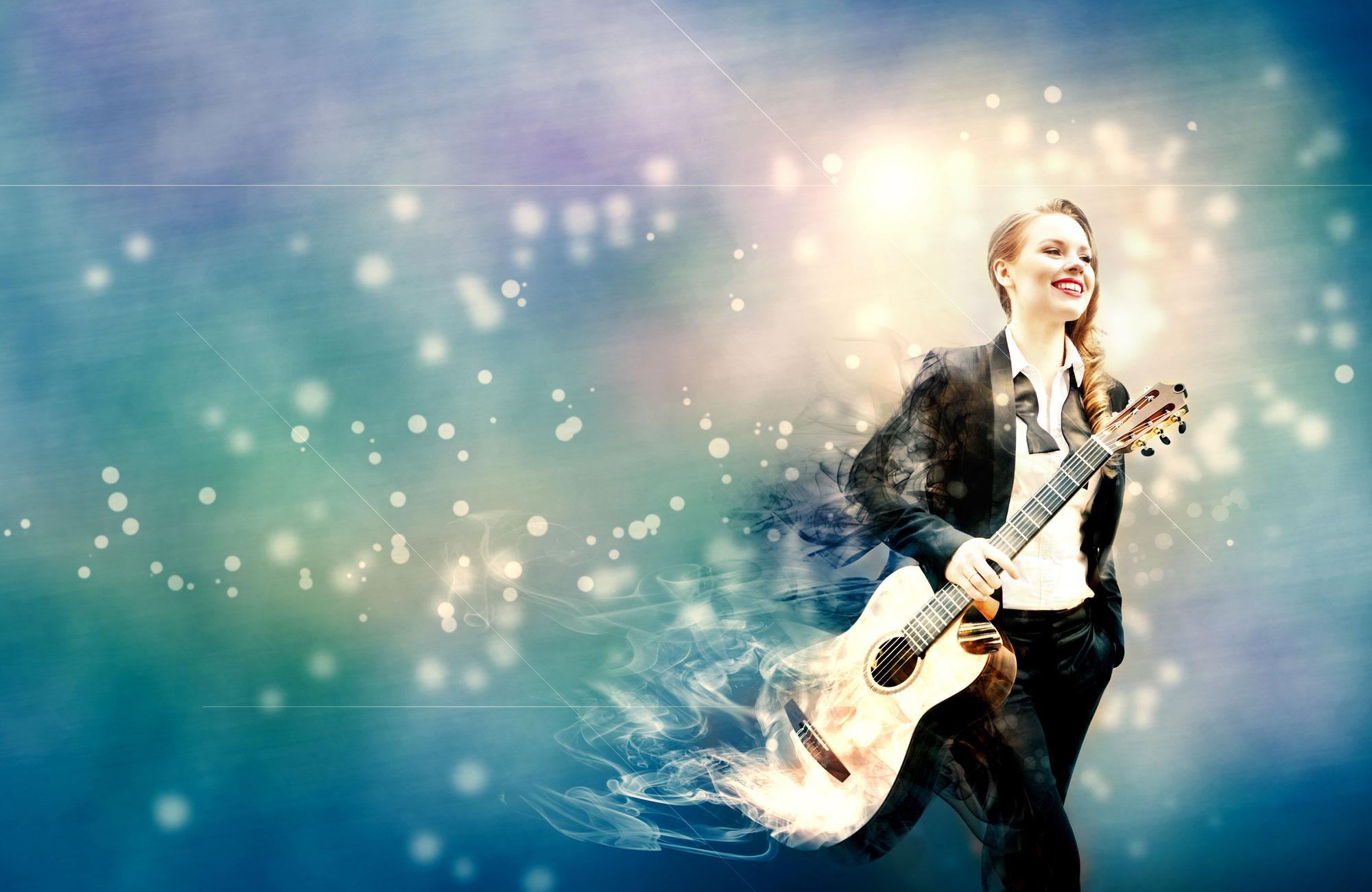 Skype lessons with Tatyana Ryzhkova - Gitarrenunterricht in