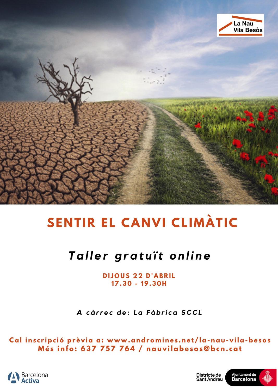 Sentir el canvi climàtic