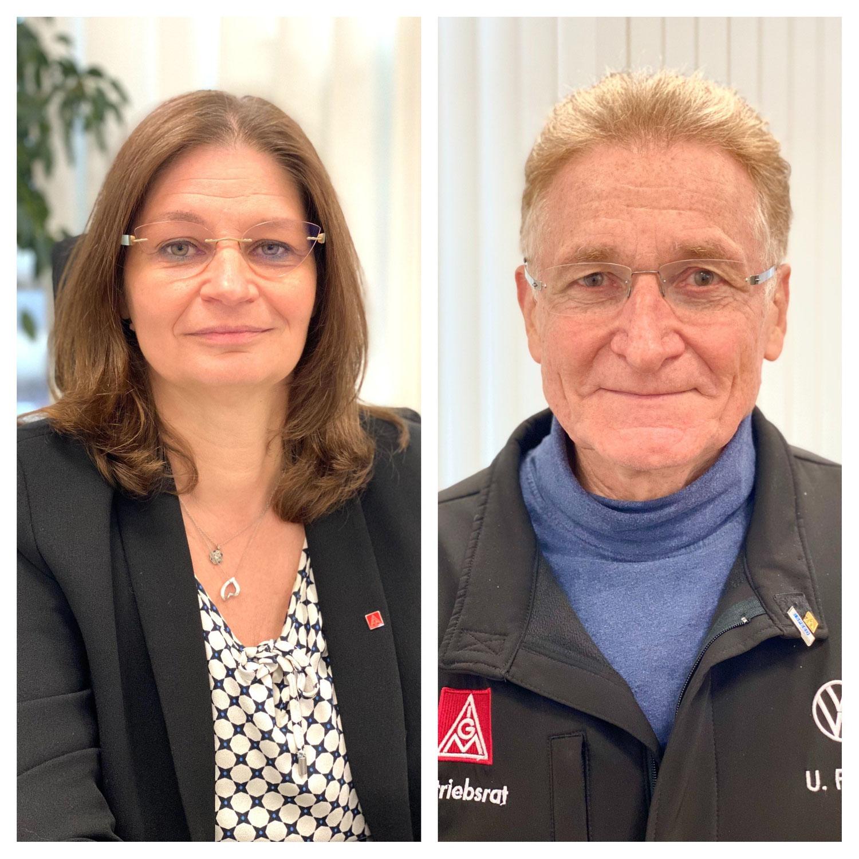 Stabwechsel an der Spitze des Betriebsrates bei Volkswagen Braunschweig  Daniela Nowak folgt auf Uwe Fritsch