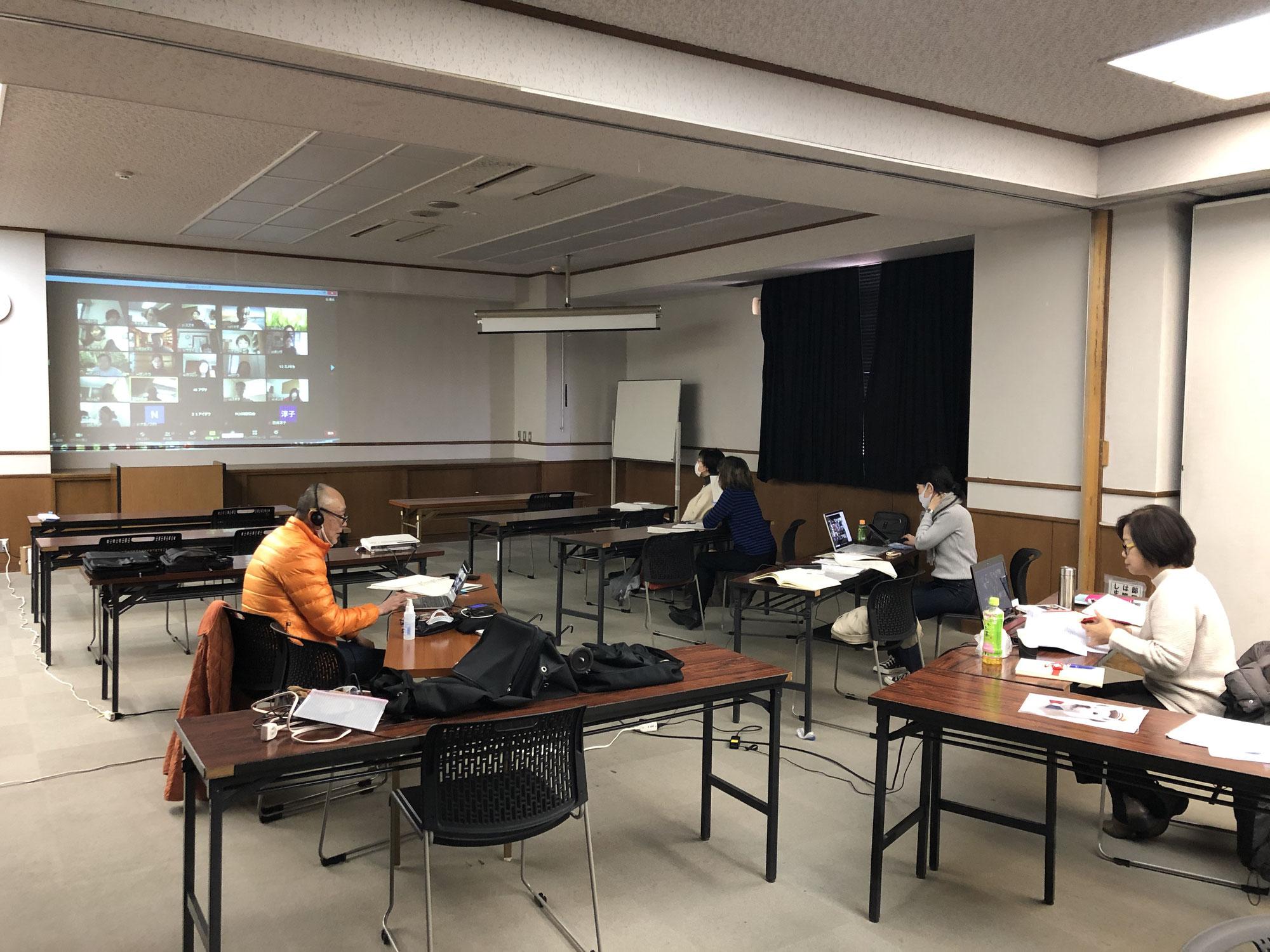 初オンライン開催!「日本語支援ボランティア養成講座」