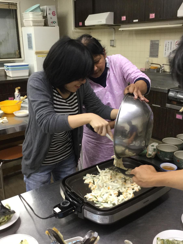 ウェルカムサロン「韓国(かんこく)の食文化(しょくぶんか)」を開催(かいさい)しました