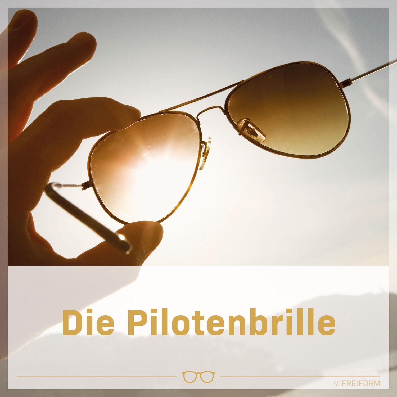 Die Pilotenbrille