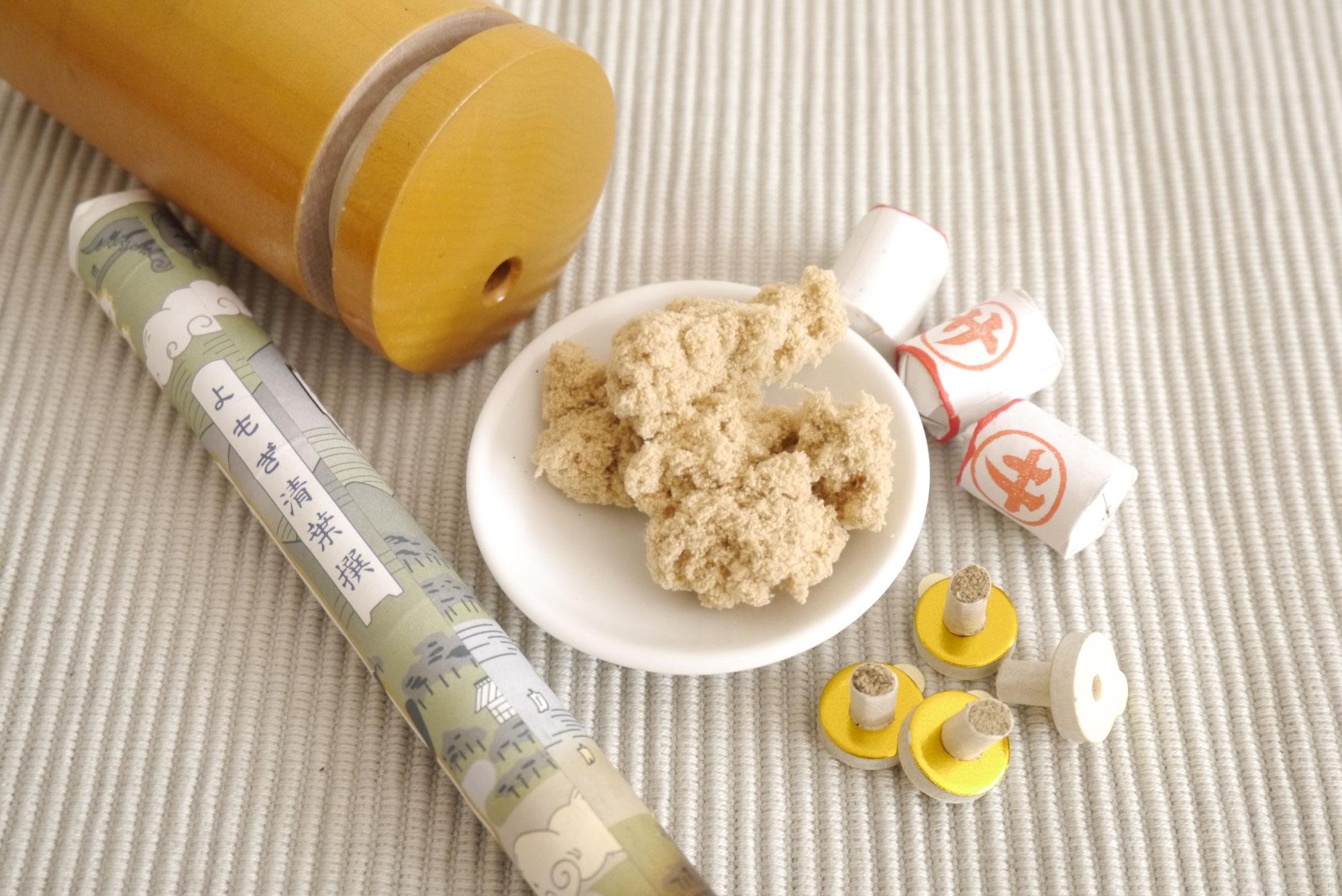 お灸と薬膳の養生塾  -ヨモギとお灸で免疫力アップ-