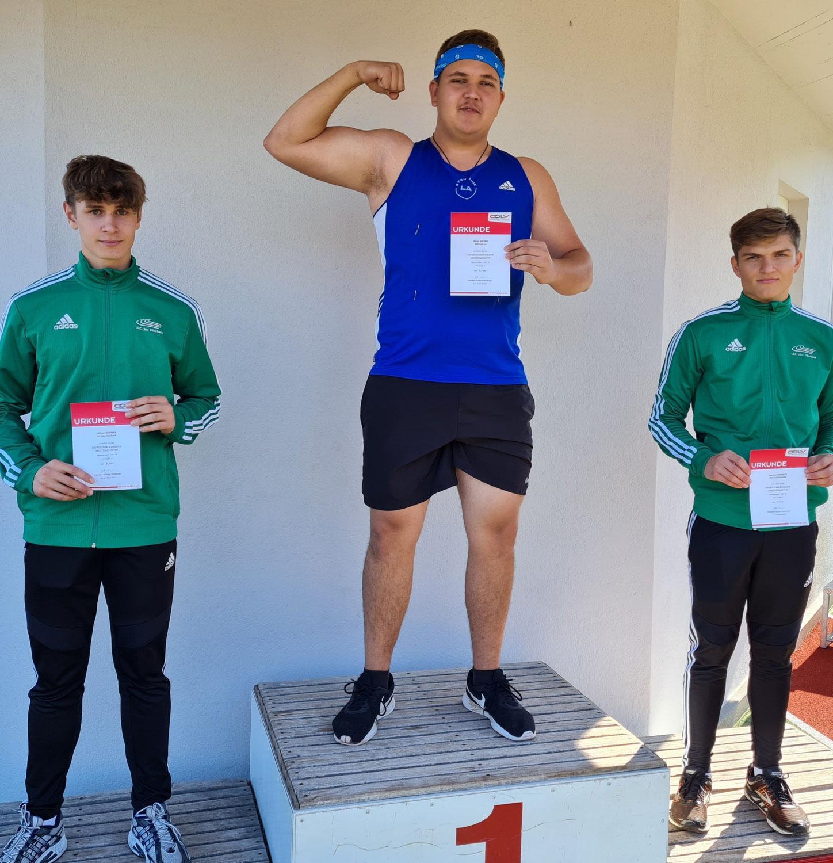 OÖLV U18 Hammerwurfmeisterschaft und Kids Cup, Linz