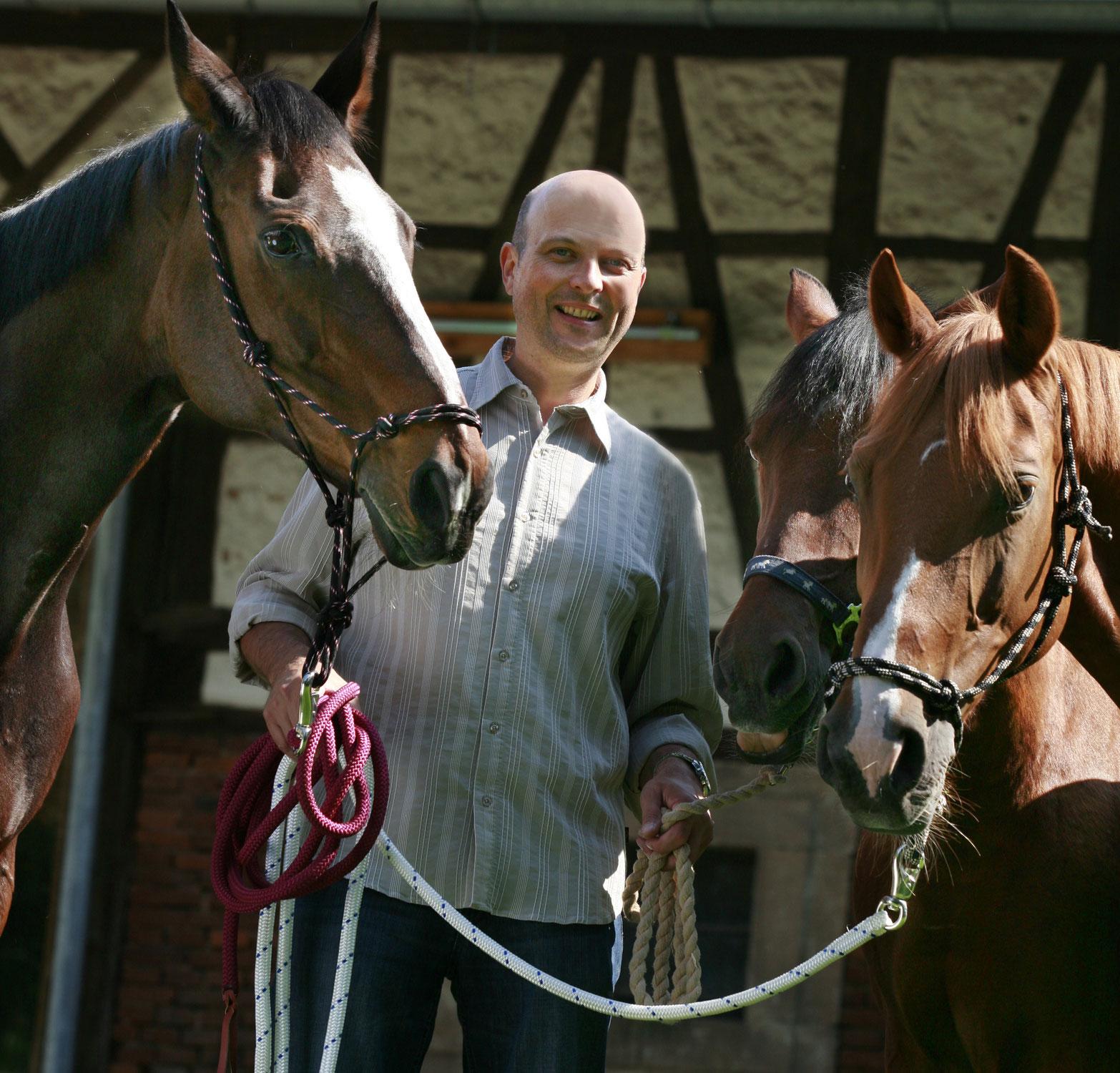 Horse Leadership Power Training
