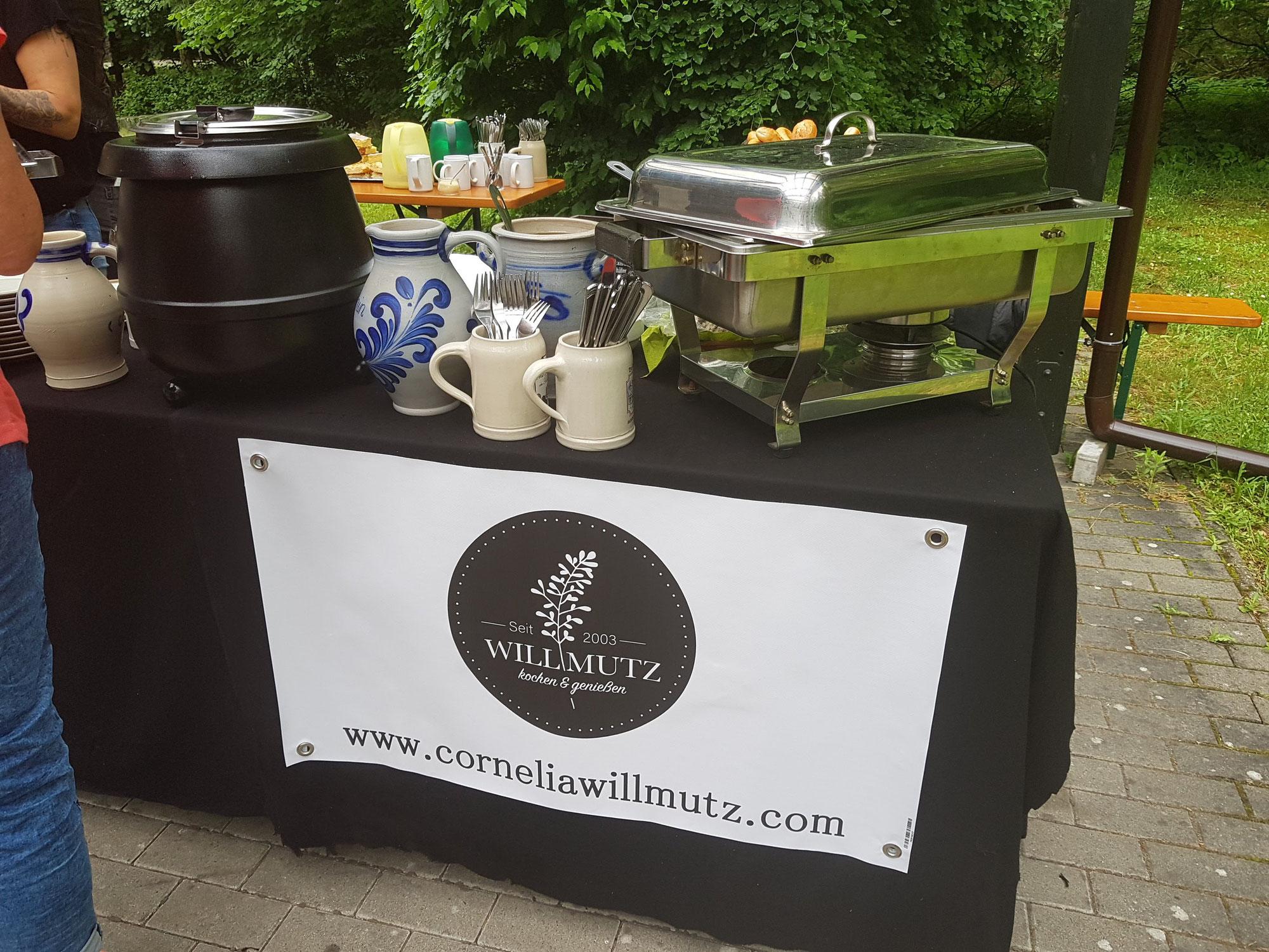 06.06.2021 Willmutz kochen & Genießen im Wanderclubhaus