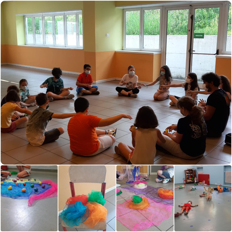 Musica Circolare e giochi cooperativi, con un pizzico di teatralità!