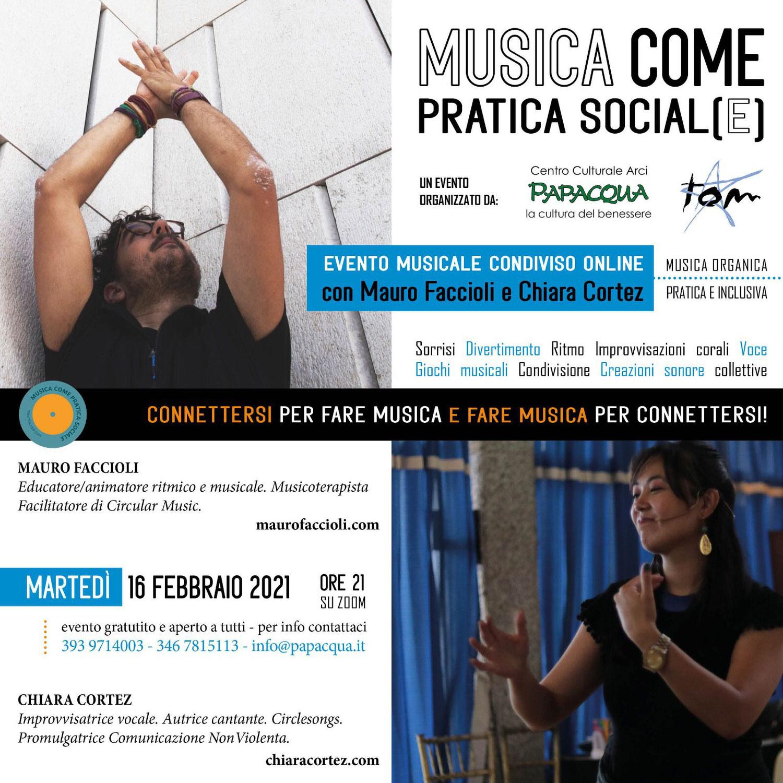 Musica come pratica Social(e)
